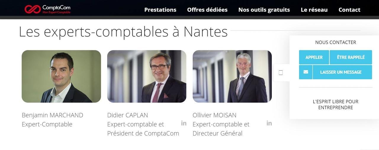 8 meilleurs comptables sur Nantes et sa région