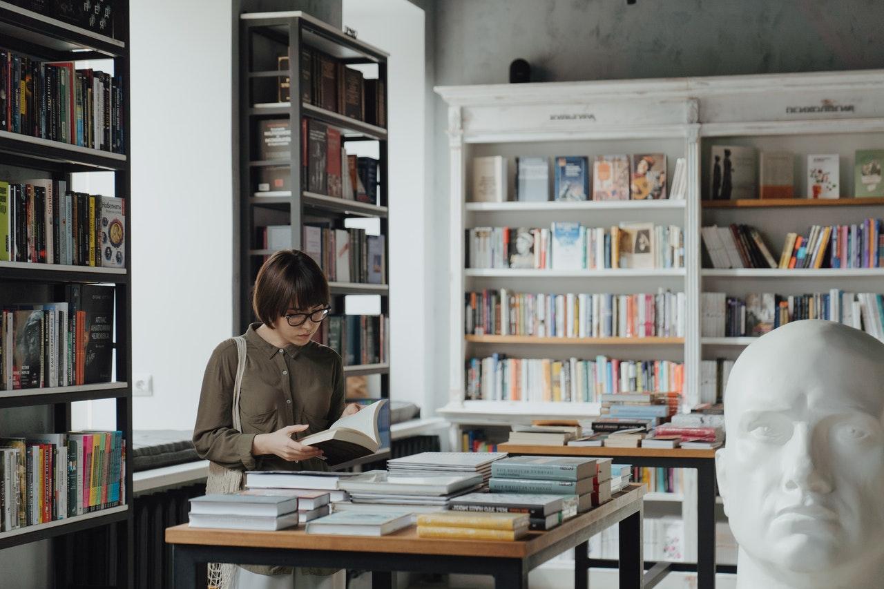 Devenir libraire