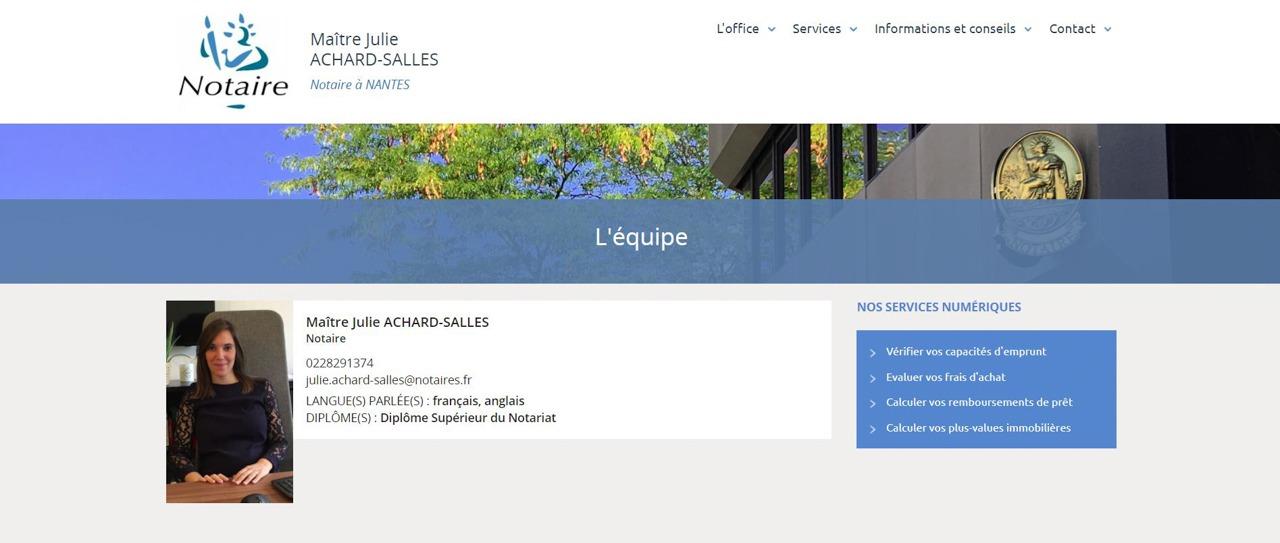10 meilleurs notaires sur Nantes et sa région