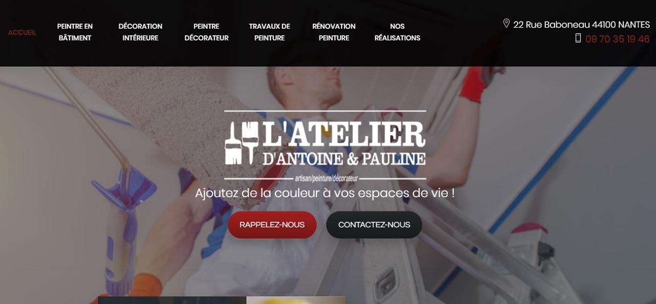 L'Atelier d'Antoine et Pauline