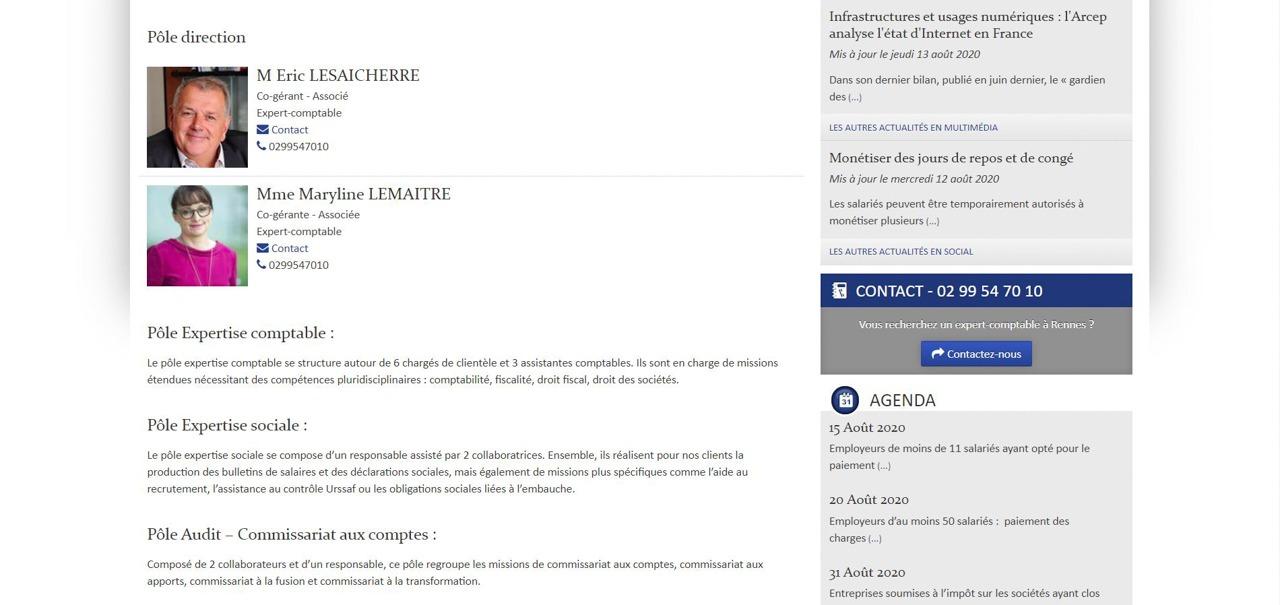 8 meilleurs comptables sur Rennes et sa région