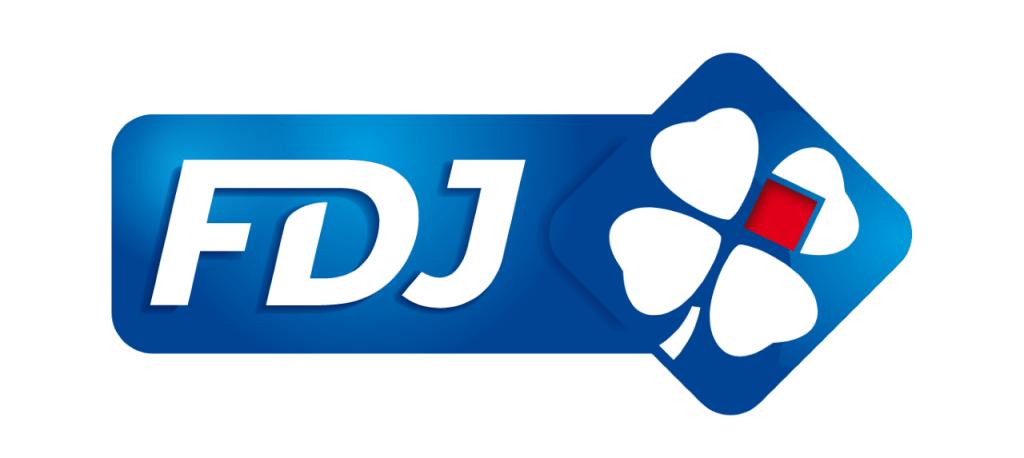 Logo de la Française des Jeux (FDJ)