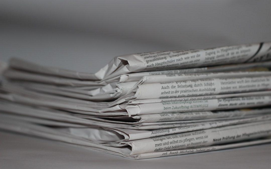 Journaux papiers