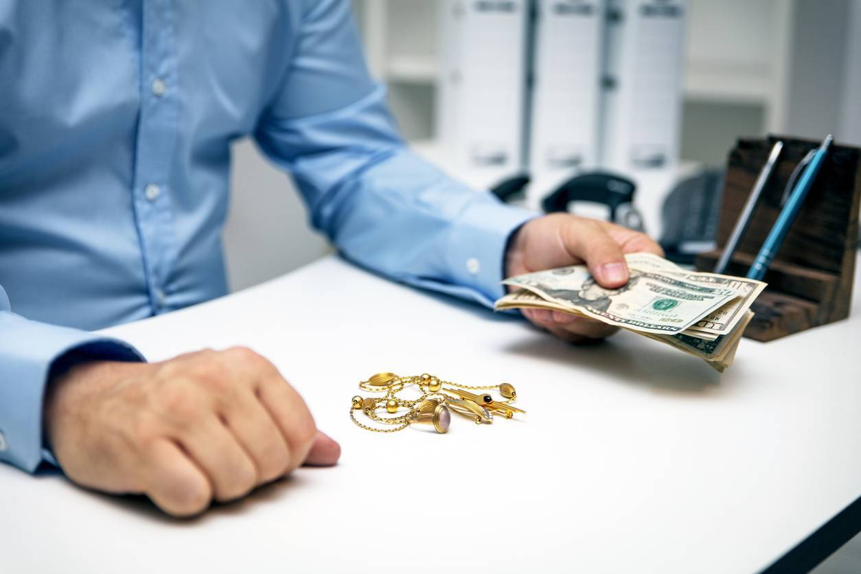 rachat d'or vente